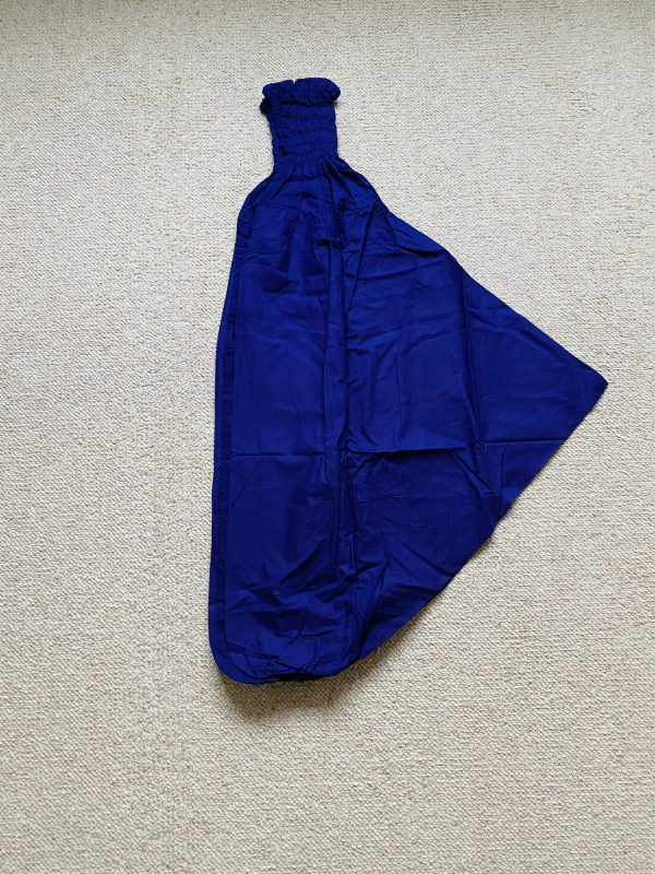 Indian Harem Trousers Purple